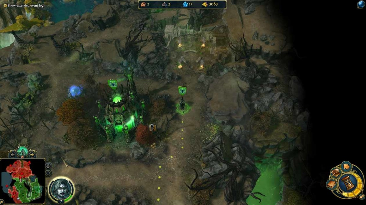 The minimap on the left lower corner will show the path needed for A Selfish Prayer for Light quest.