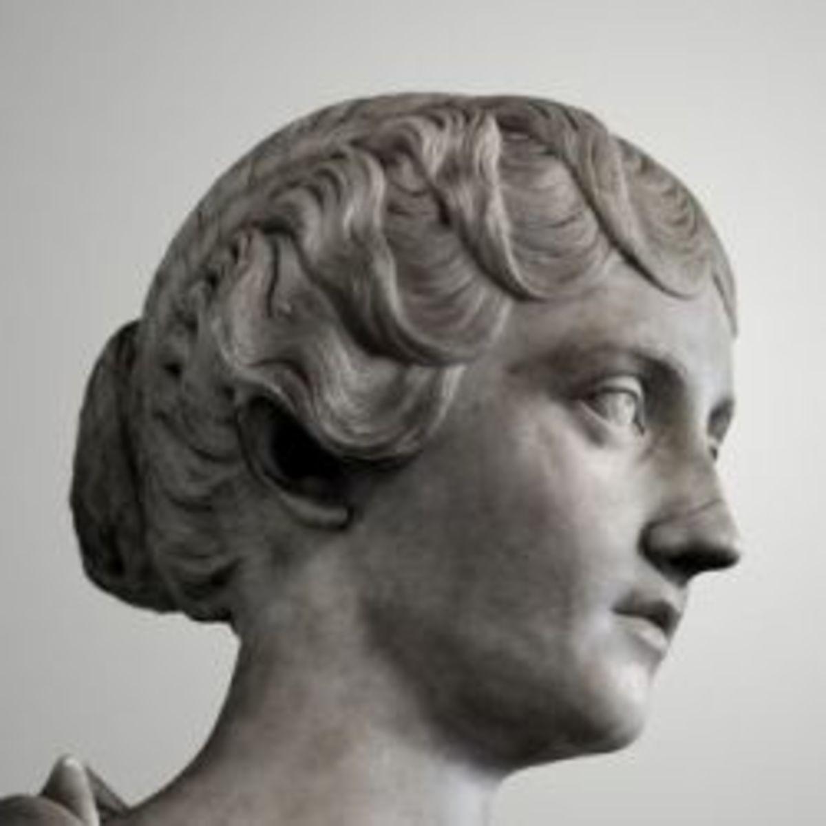 Faustine Minore Giovane