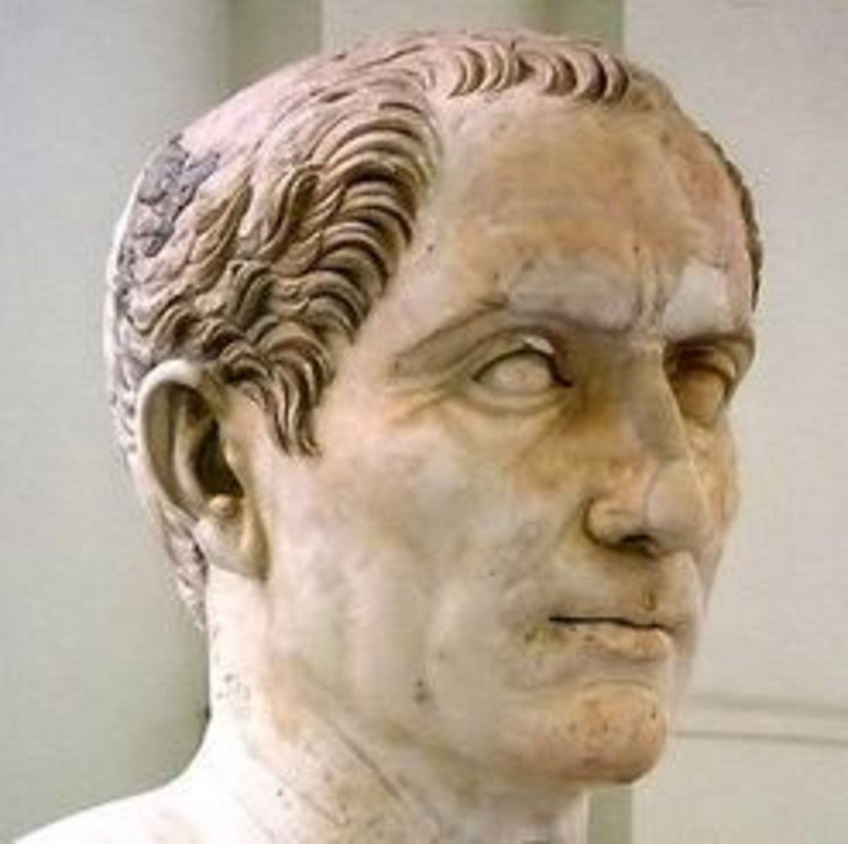Emperor Gaius Julius Caesar