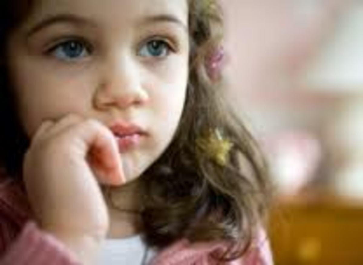 Sheltered children are emotionally, developmentally & psychologically years behind their chronological ages. Children who are overprotected &/or sheltered are years behind less sheltered children of similar ages. They can be classified as immature.