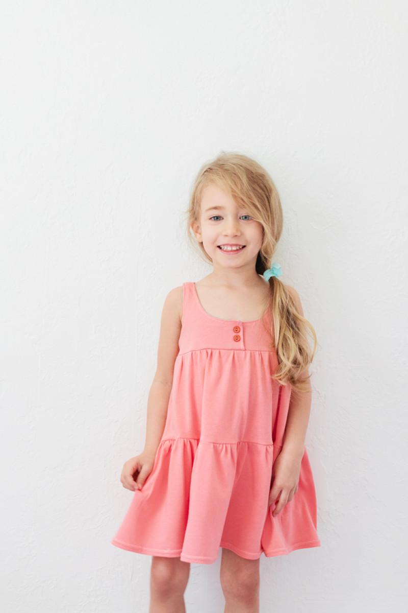 Comfy Knit Dress Tutorial