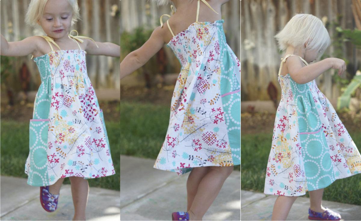 Summer Whimsy Dress Tutorial