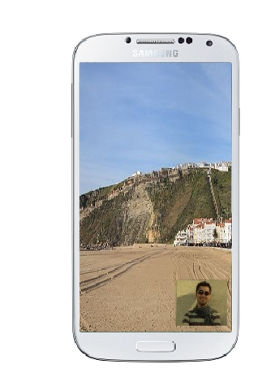 Video Calling via Samsung Galaxy S3