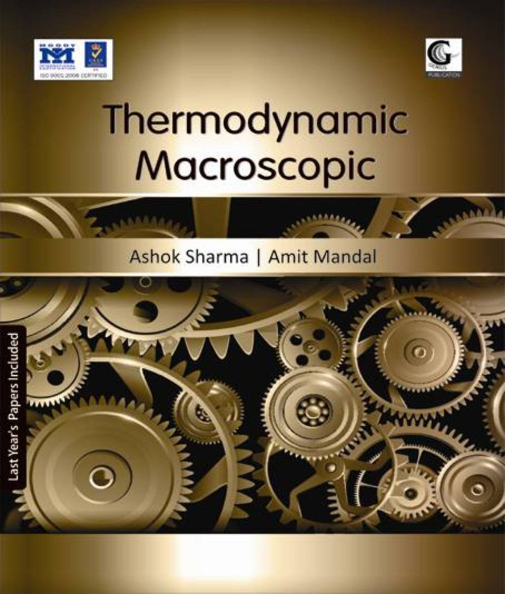 Thermodynamics Macroscopic Book