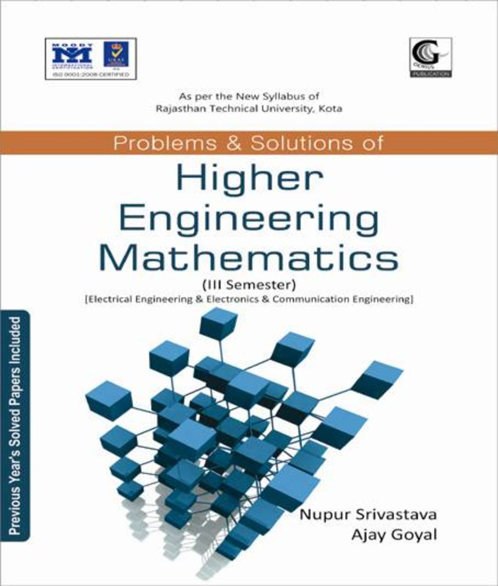Problem & Solution of Engineering Mathematics for EE