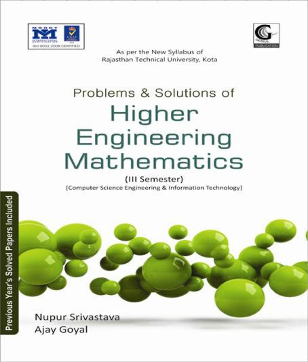 Problem & Solution of Engineering Mathematics for CS/IT