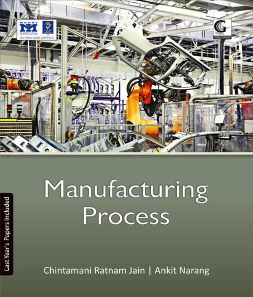 Manufacturing Process Book