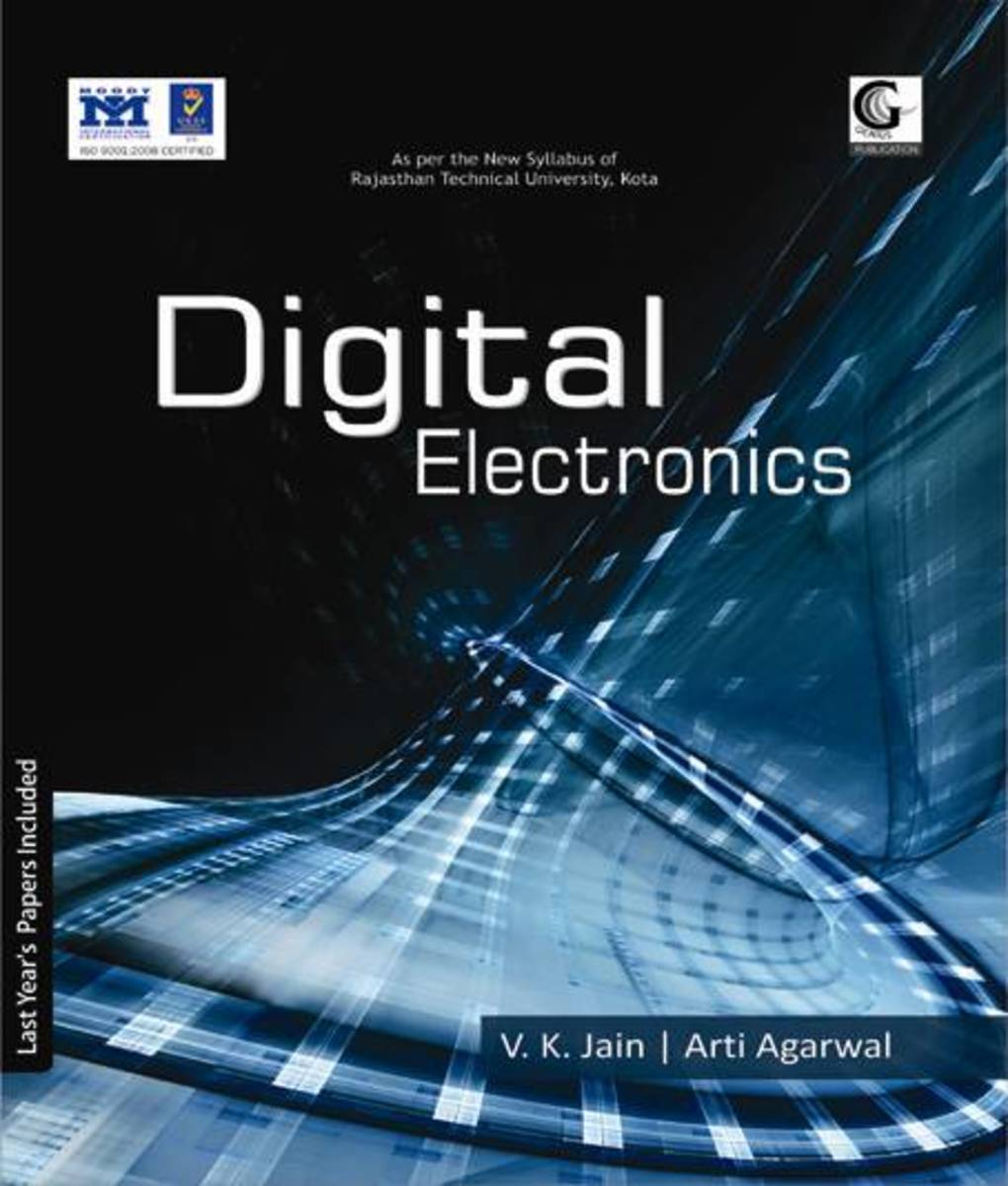 Digital Electronics Books