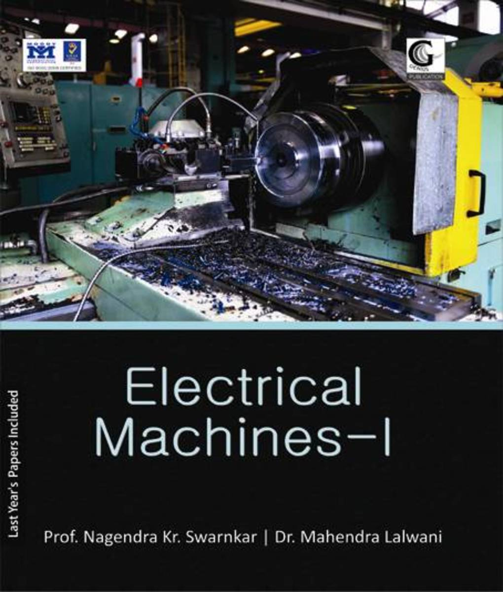 Electrical Machine 1 Book