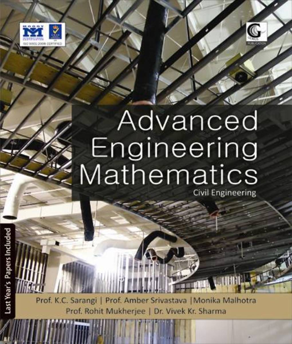 Engineering Mathematics-III Book for EE/EC Branch