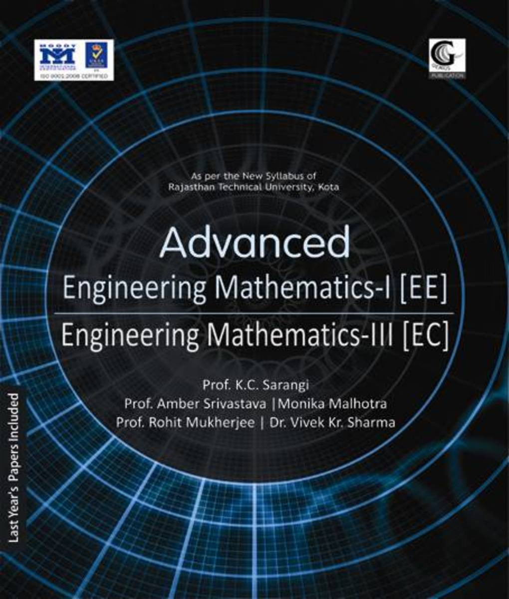 Engineering Mathematics-III Book for Civil Branch