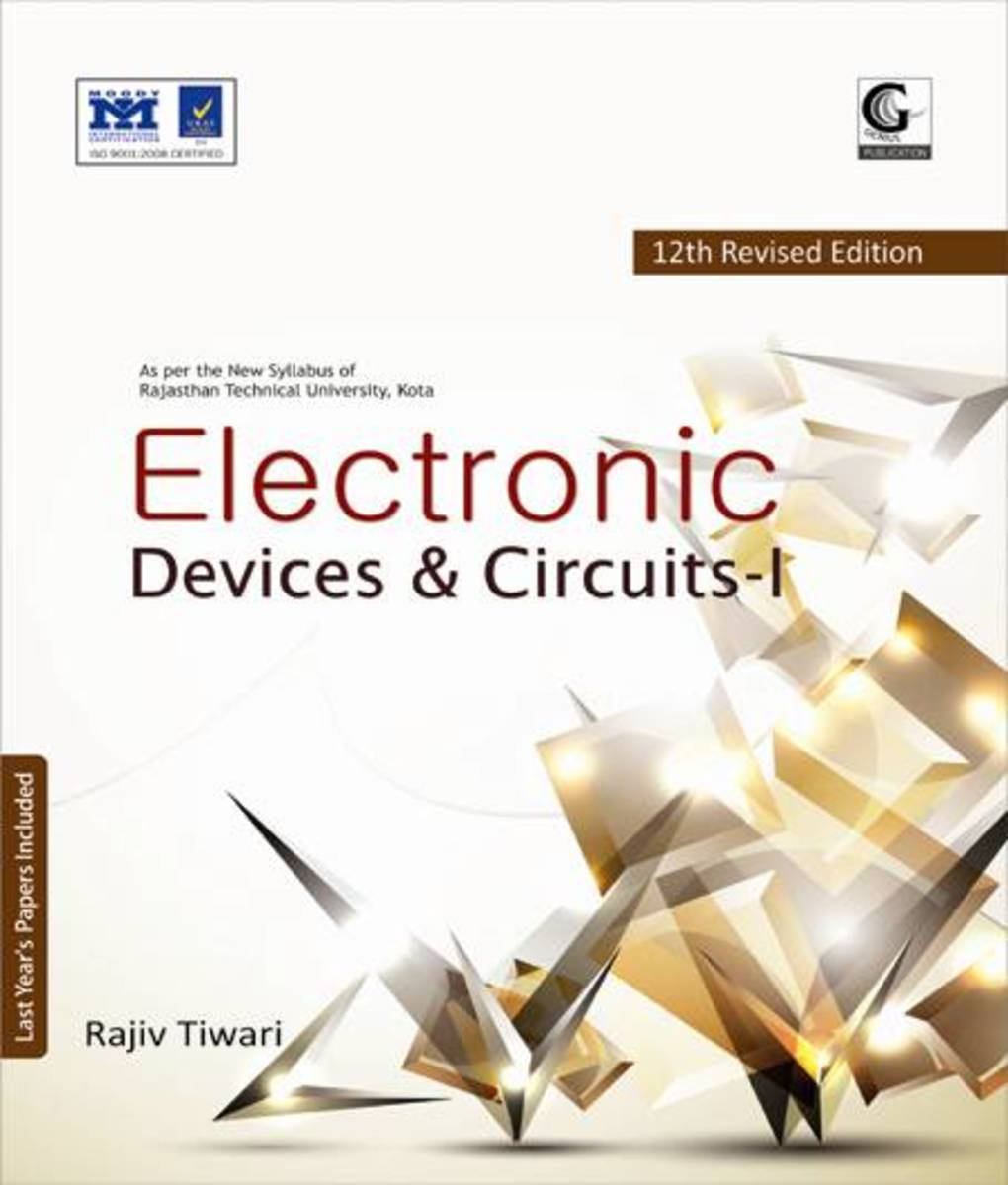 Electronic Devices and Circuits 1 Book