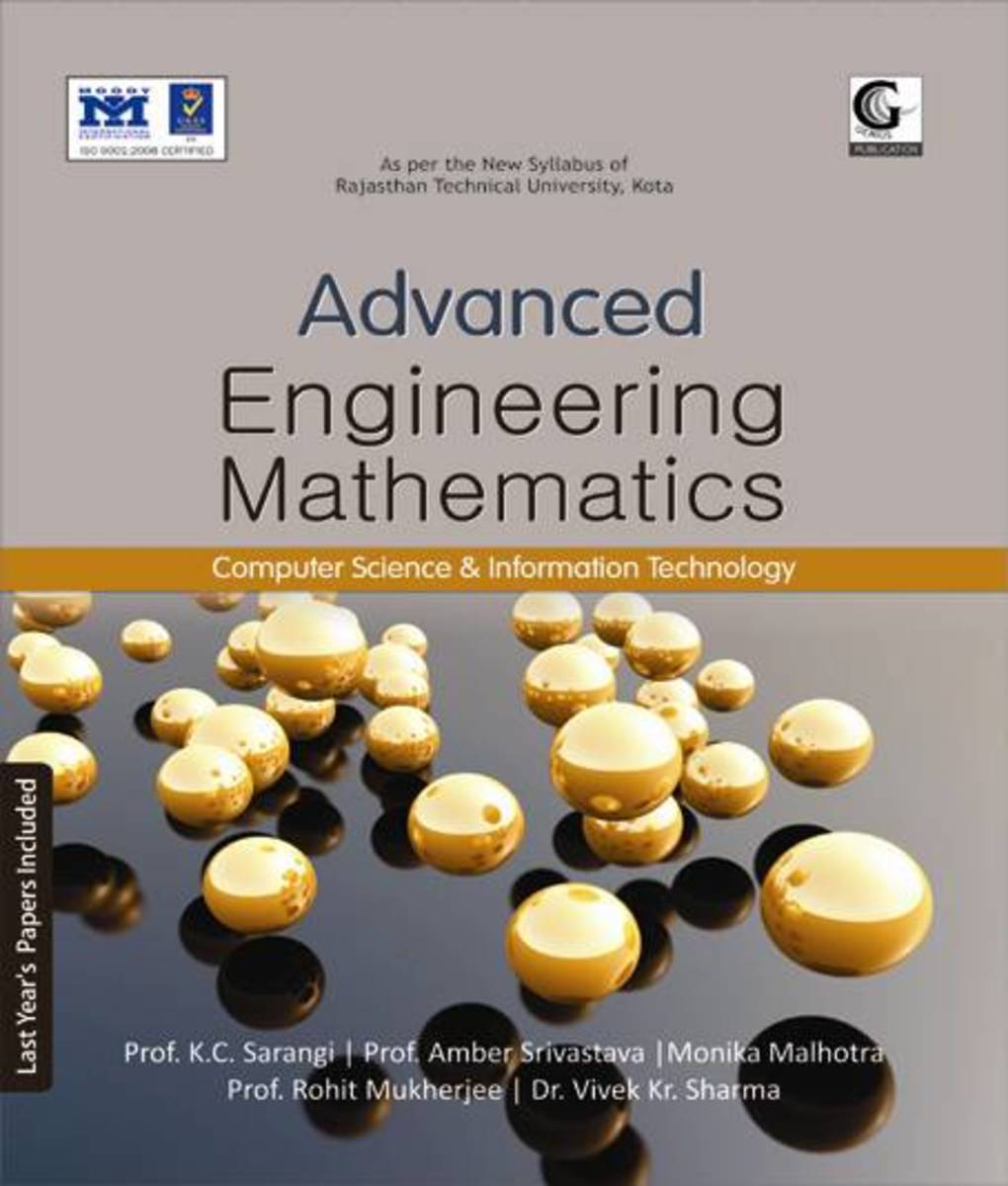 Engineering Mathematics-III Book for CS/IT Branch