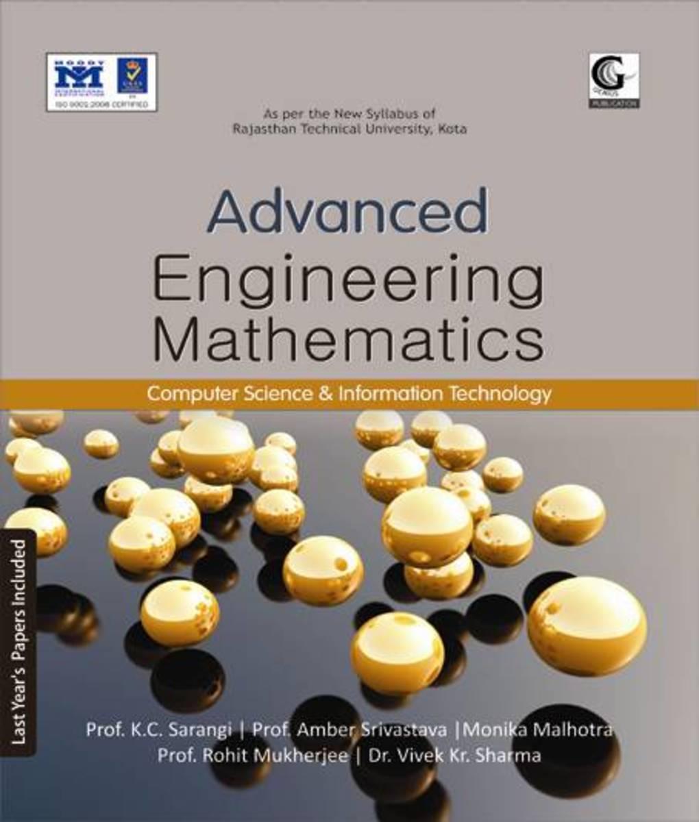 Engineering Mathematics-III Book for CS/IT Branch