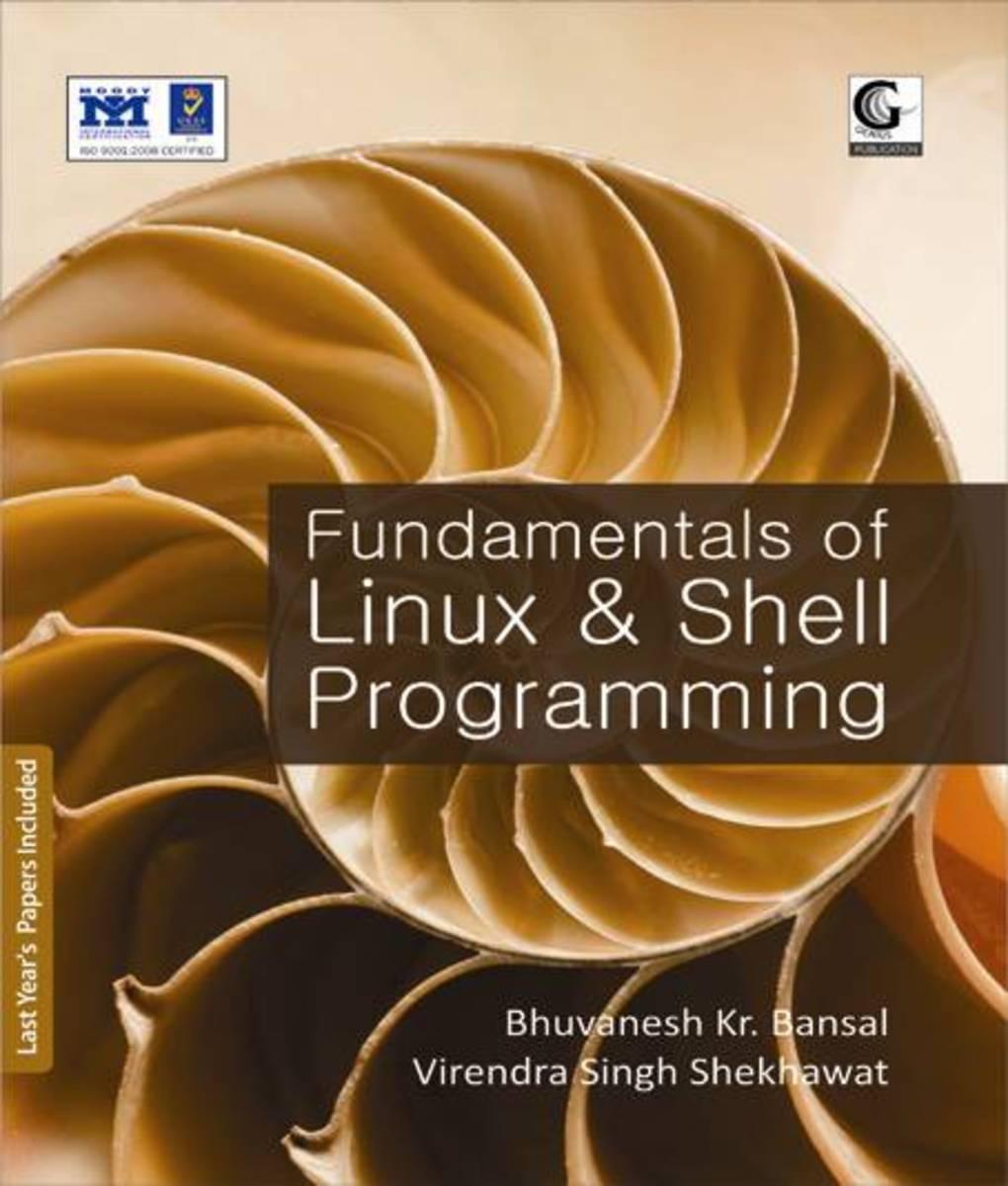 Fundamentals of Linux & Shell Programming
