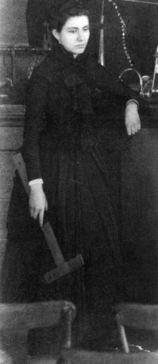 Sophia Hayden Benett