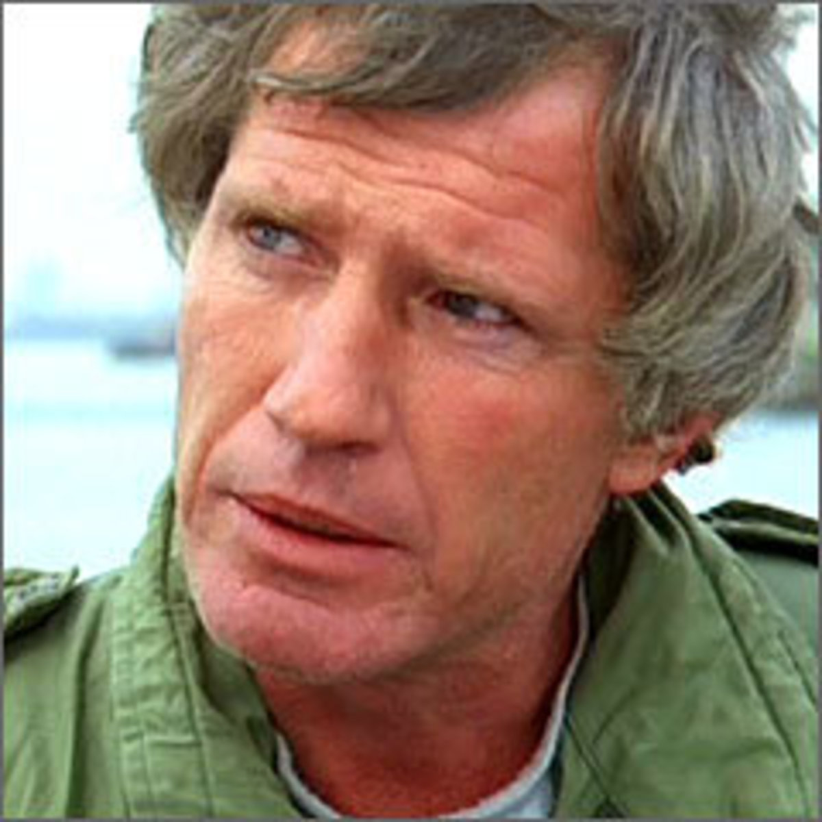 Chris Connelly appears in two episodes of Airwolf, playing Stringfellow Hawke's bother Saint John