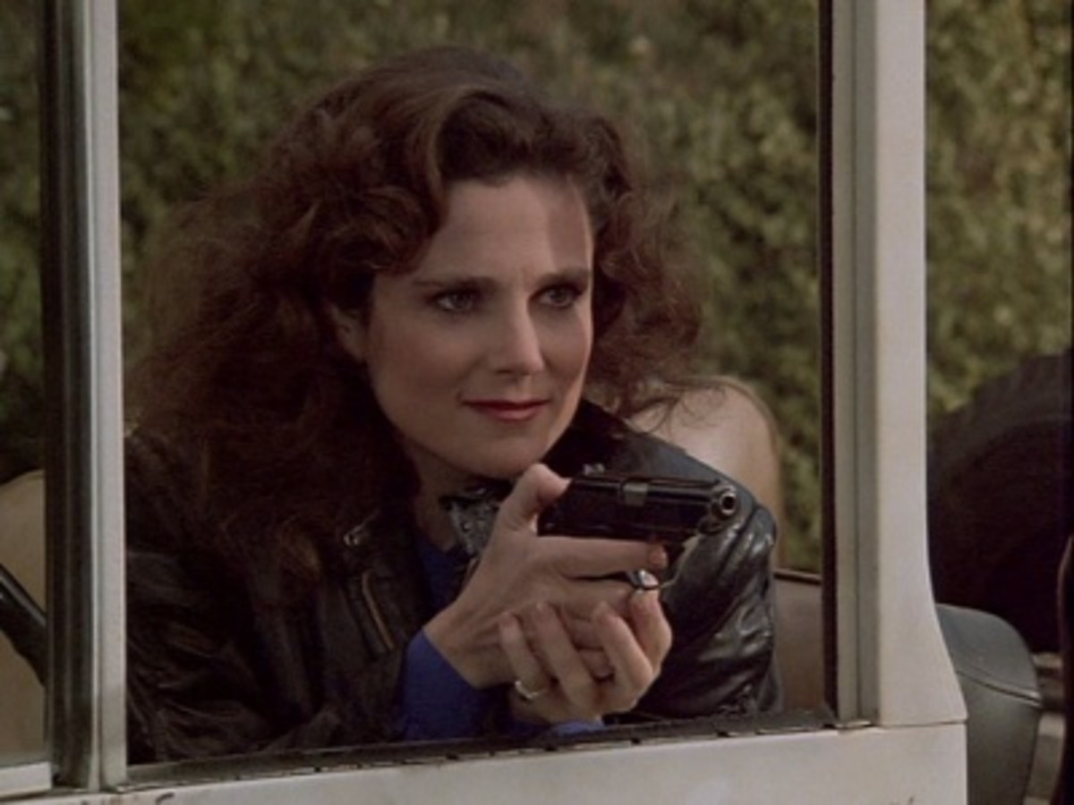 "Tovah Feldshuh plays Nazi hunter Sarah Lebow in the Airwolf episode ""Fight Like a Dove"""