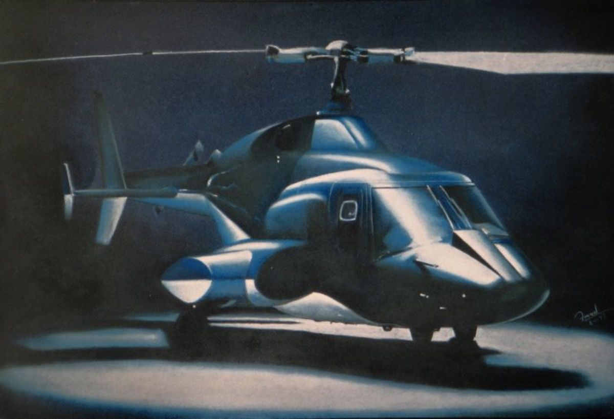 Airwolf tv Series at The Classic tv Series