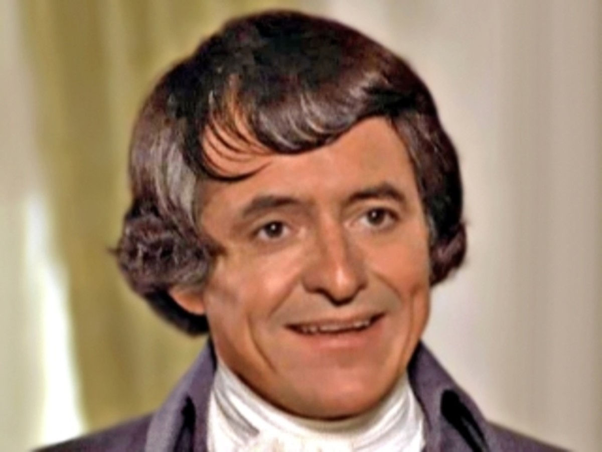 "Henry Darrow played Philip Maurice in the episode ""One Way Express"""