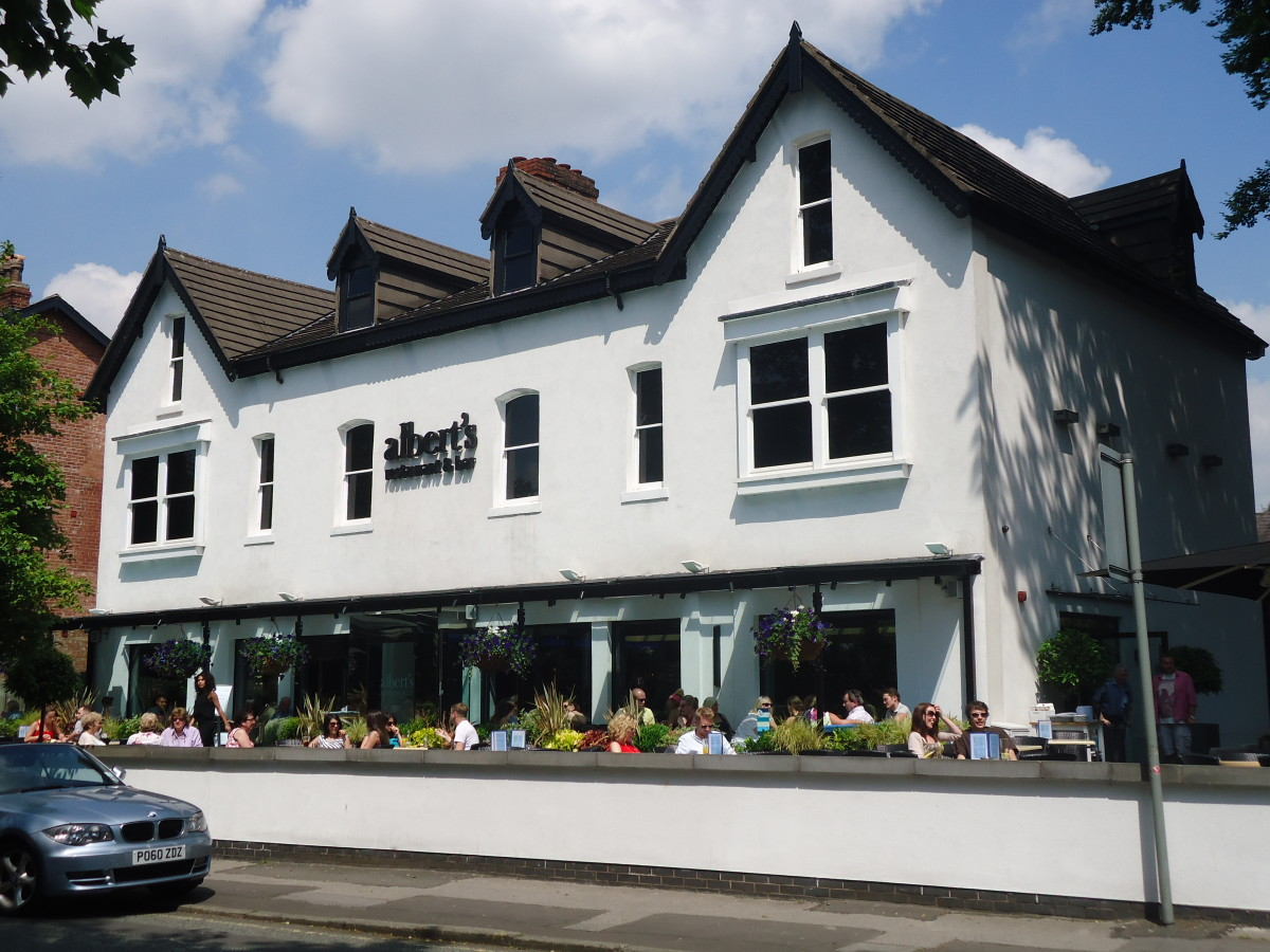 Best West Didsbury Restaurants: Albert's Didsbury