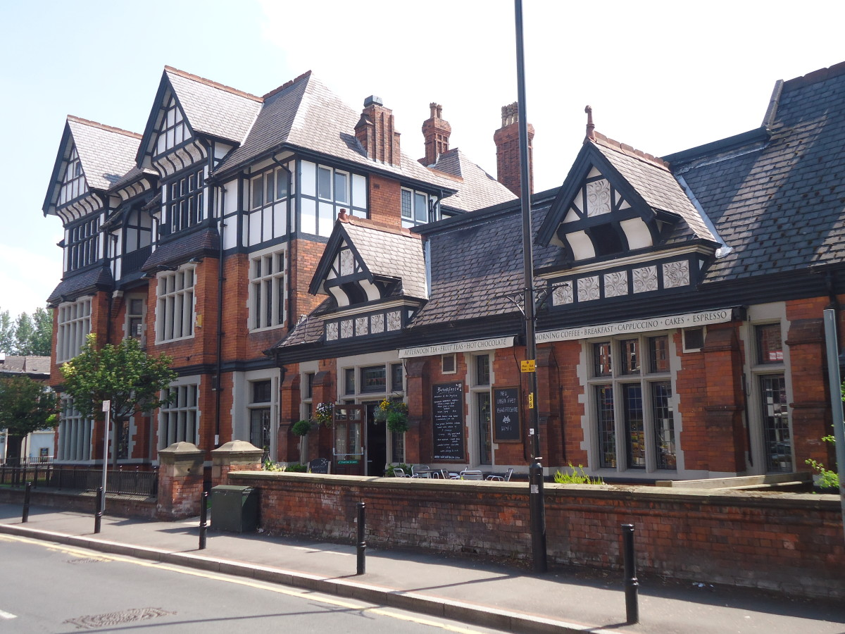 Best restaurants in West Didsbury: The Metropolitan Bar and Restaurant, West Didsbury
