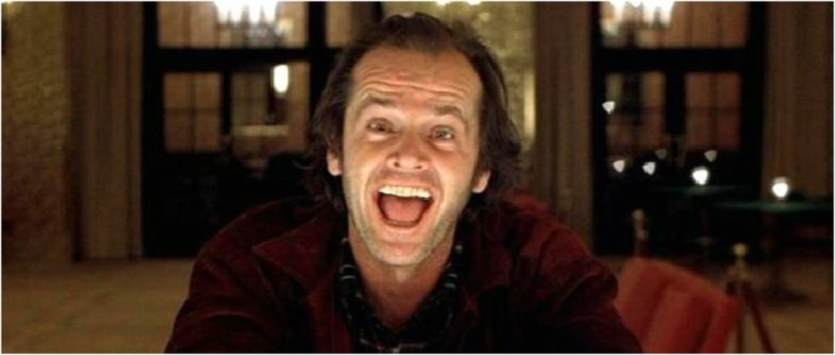 The Shining, Stanley Kubrik