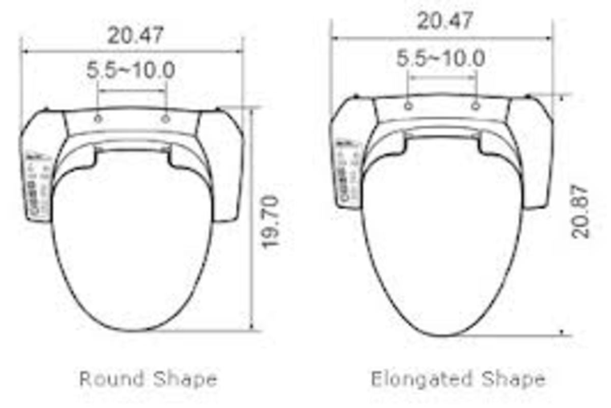 Elongated Toilet Vs Round Toilet Hubpages