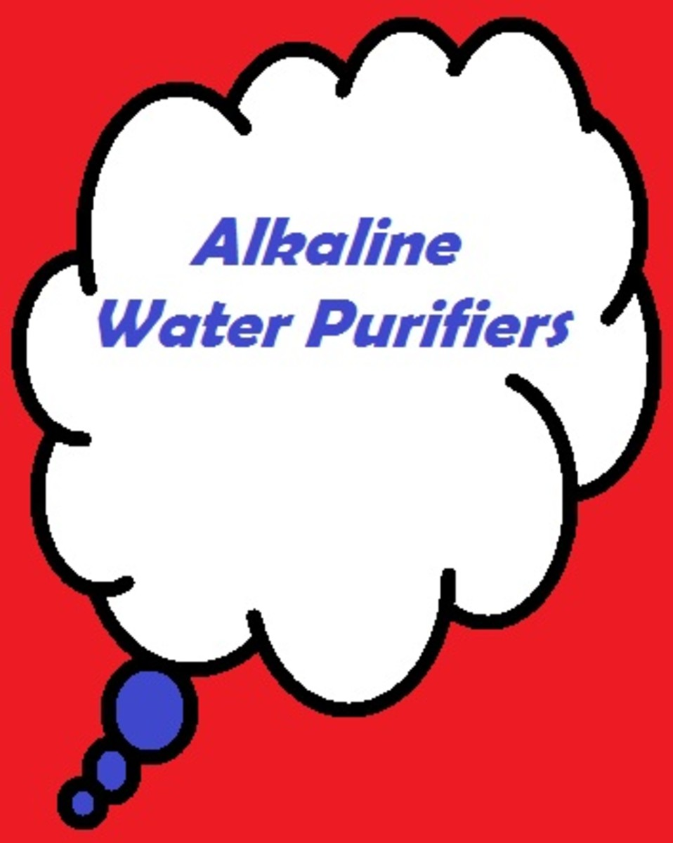 Alkaline Ionized Restructured Water is the best purified water you can drink