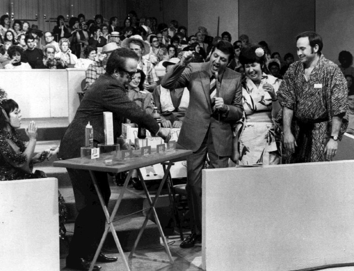First host Monty Hall.