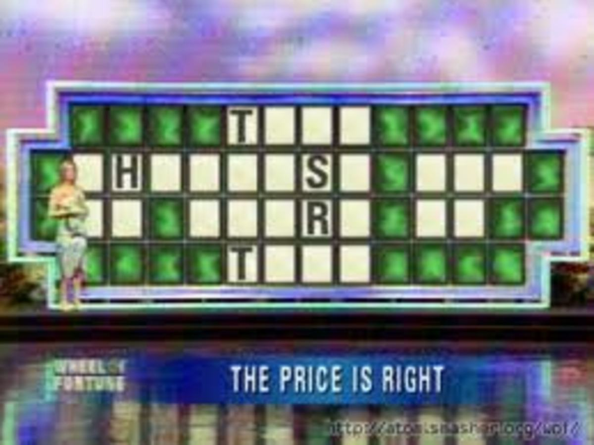 The answer is the Price is Right!