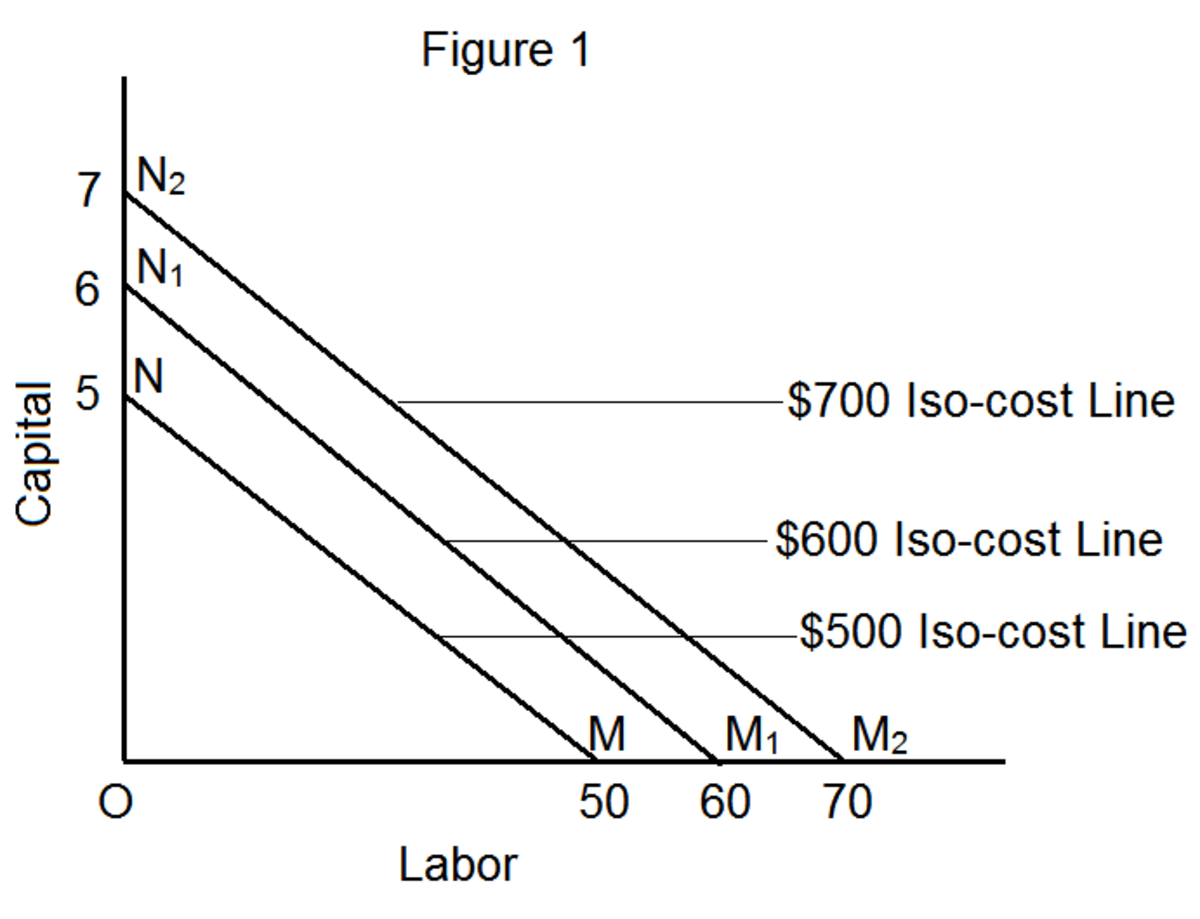 Profit Maximization Through the Technique of Isoquant and Isocost Line