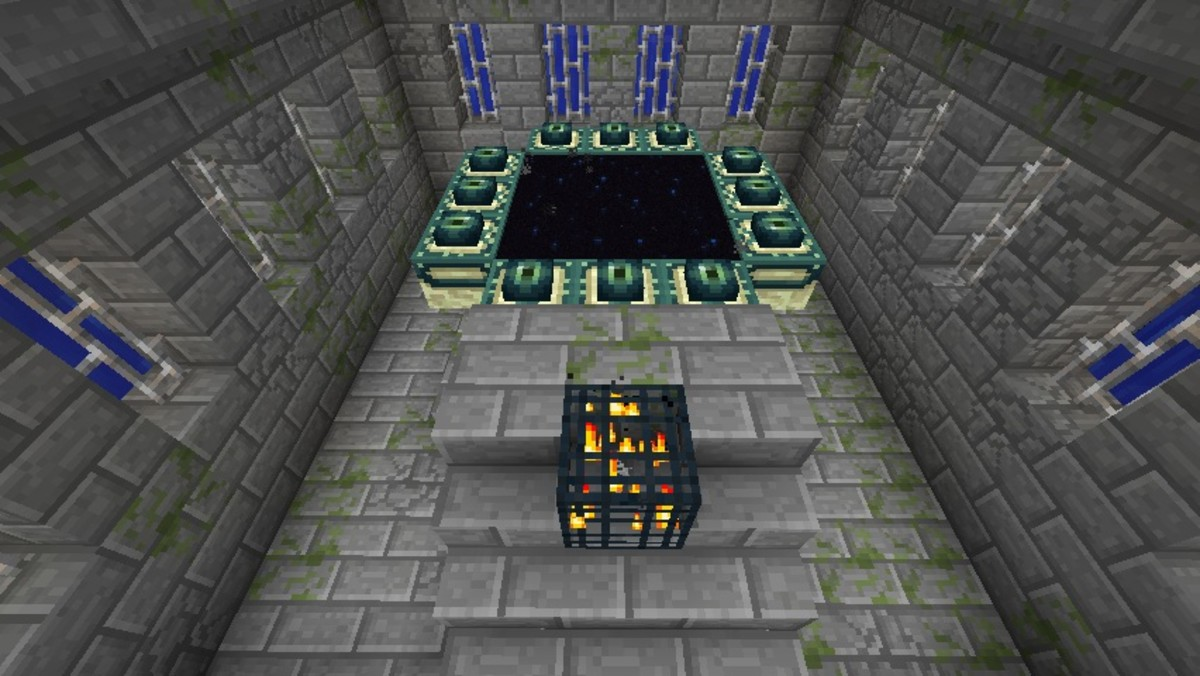Minecraft stronghold seed list 1.6.4 (videos)