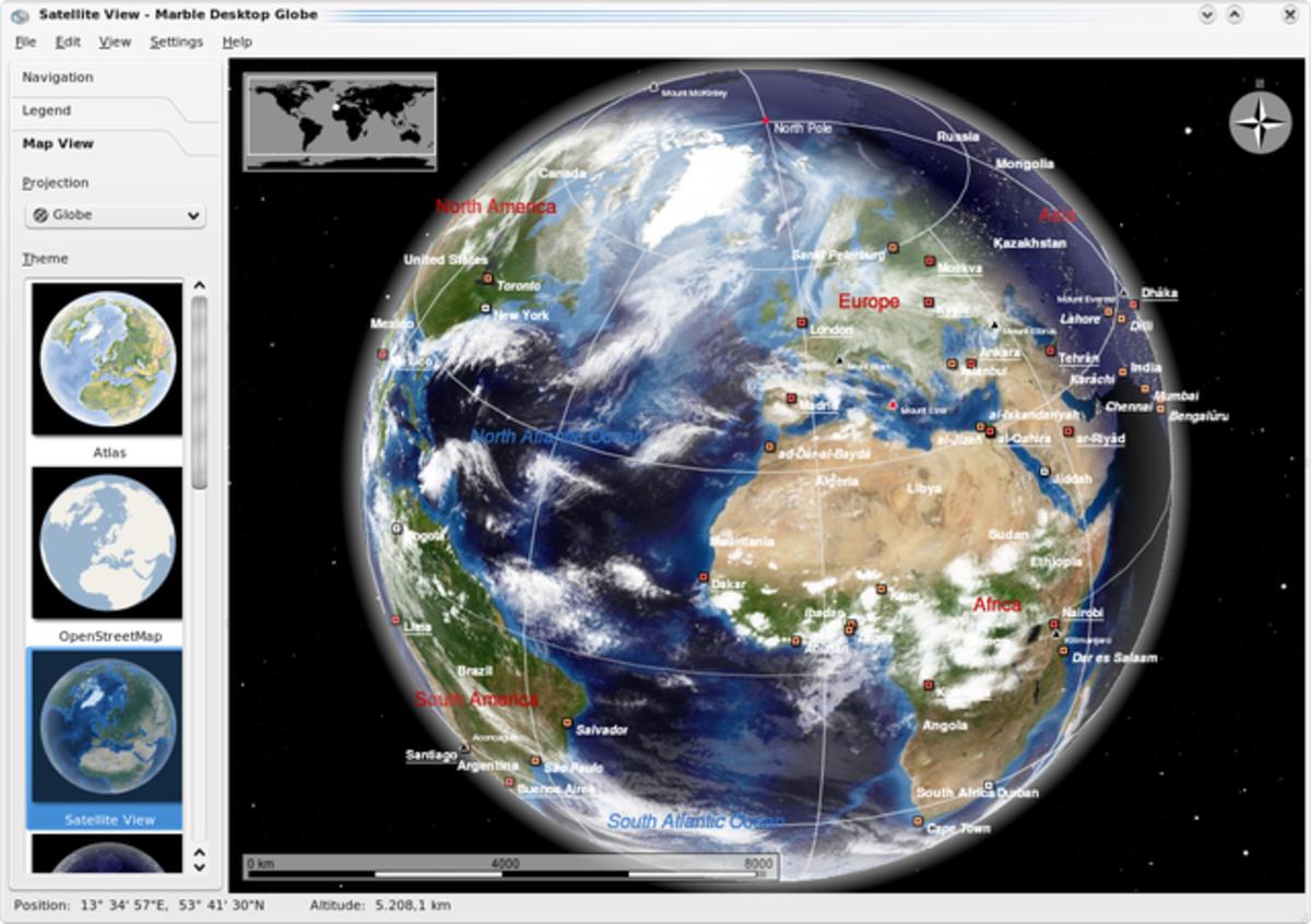 Marble Screenshot