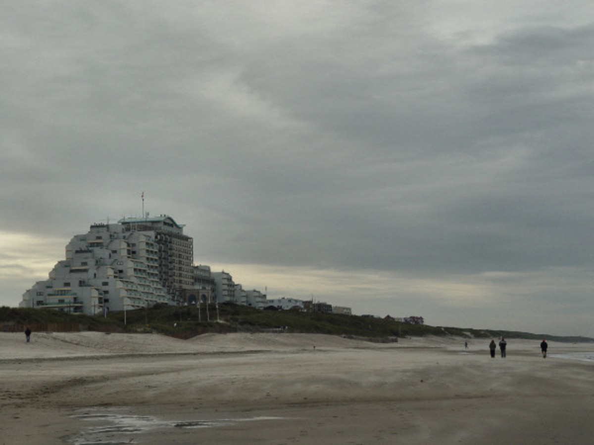 The North Sea at Zandvoort