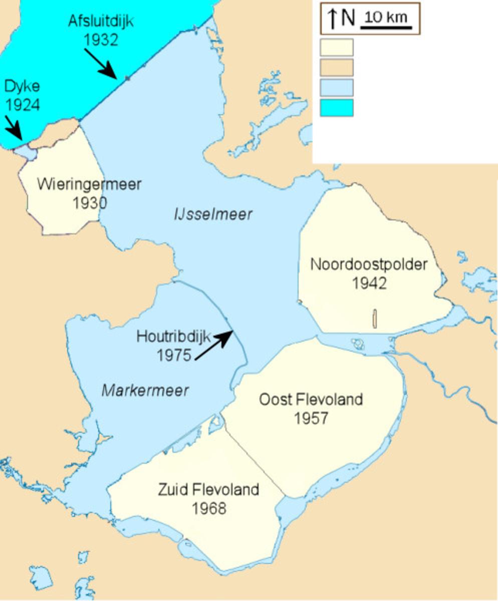 The 'Zuiderzee' Works