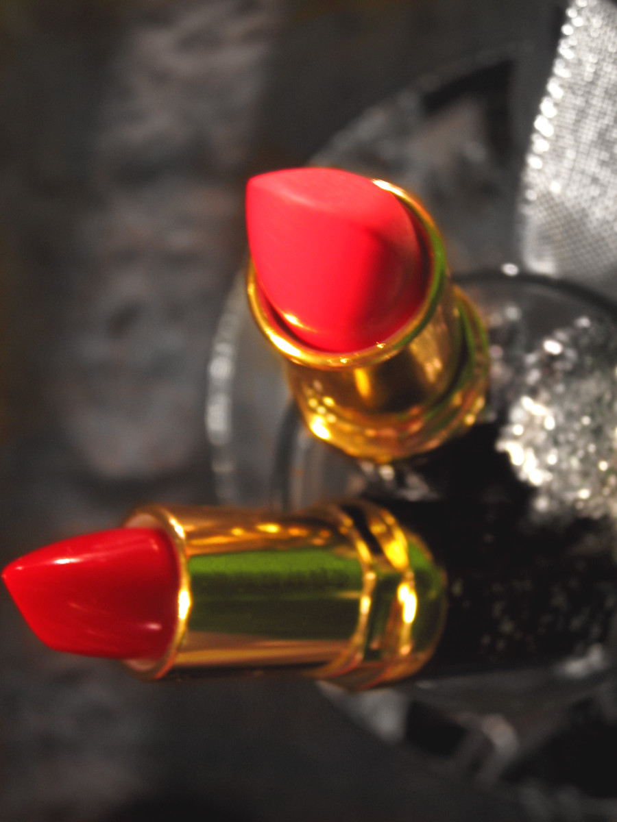 lead is an ingredient commonly found in lipsticks, particularly in America.