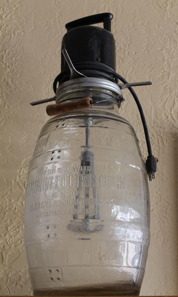 Gem Dandy Electric Churn