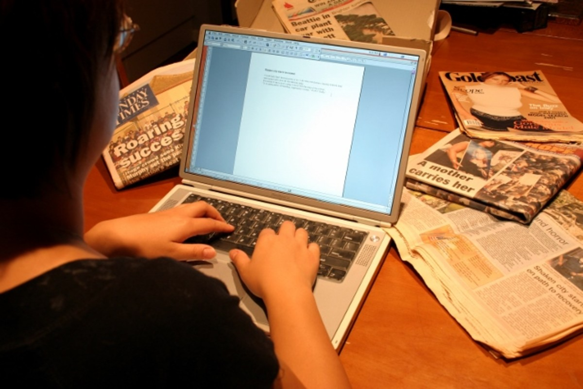 Writing on HubPages   The Best Site for Online Content Writers