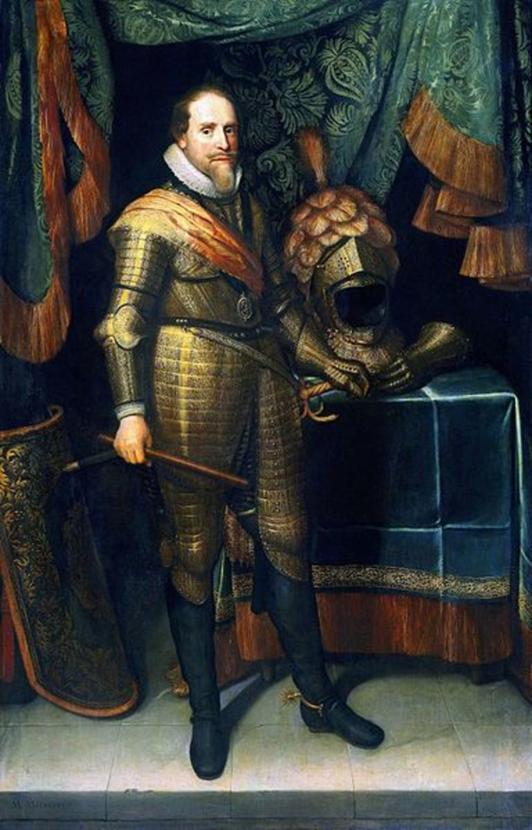 Prince Maurice of Orange