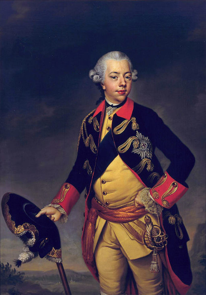 Prince William V of Orange