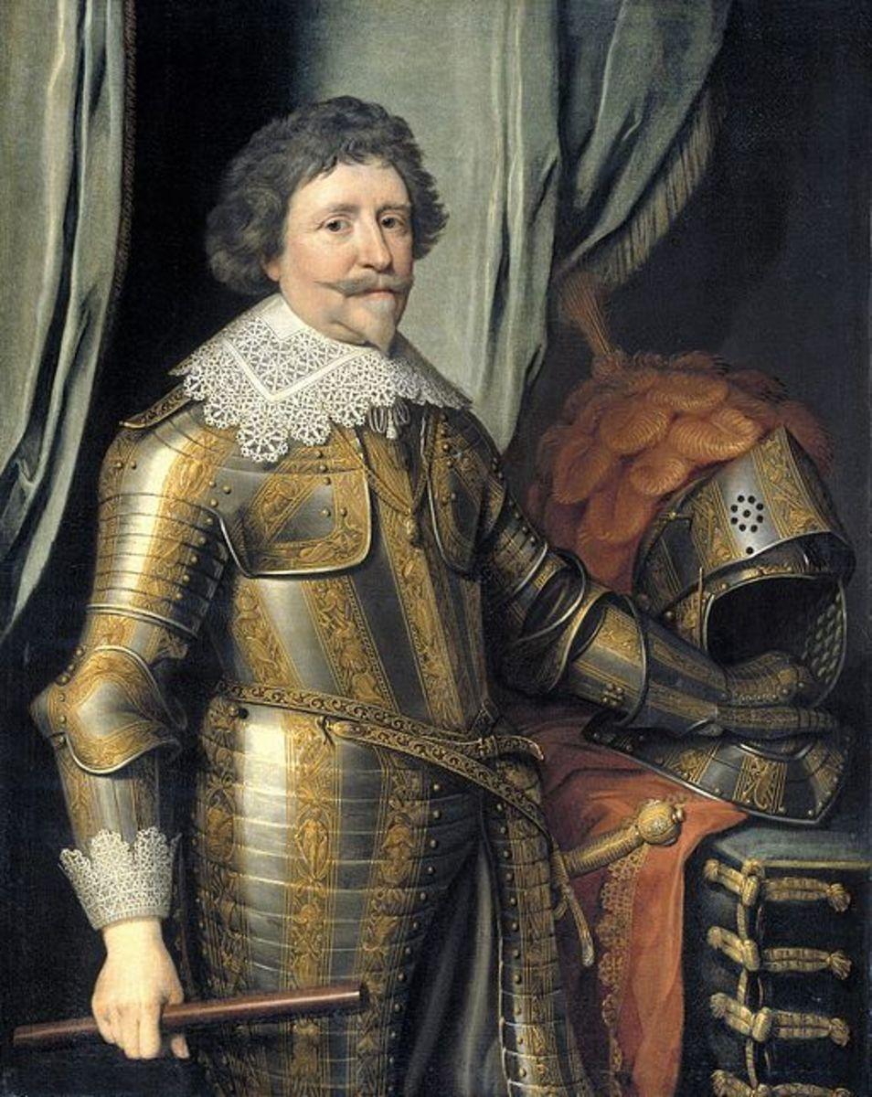 Prince Frederic Henry of Orange