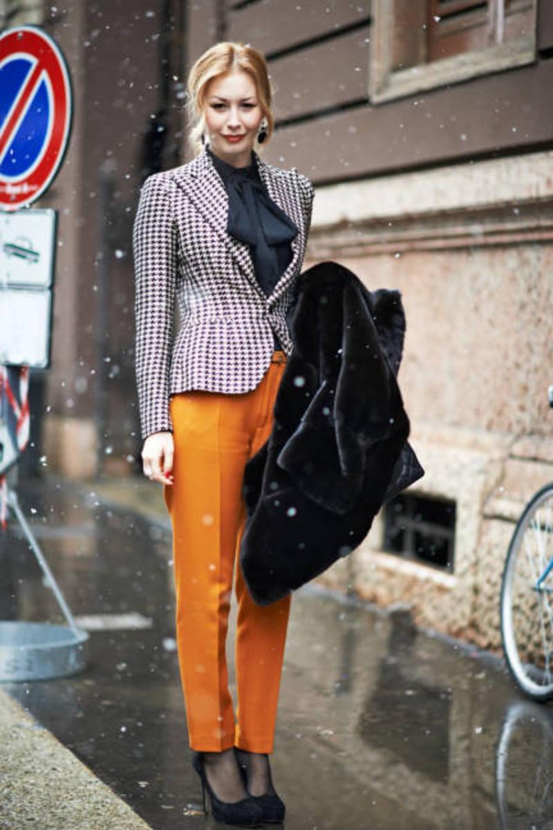 Fall 2013 Milan Fashion Week