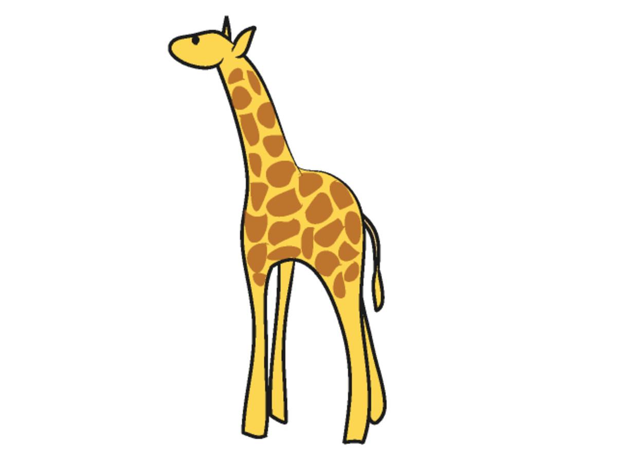 Giraffe – ג'ירפה