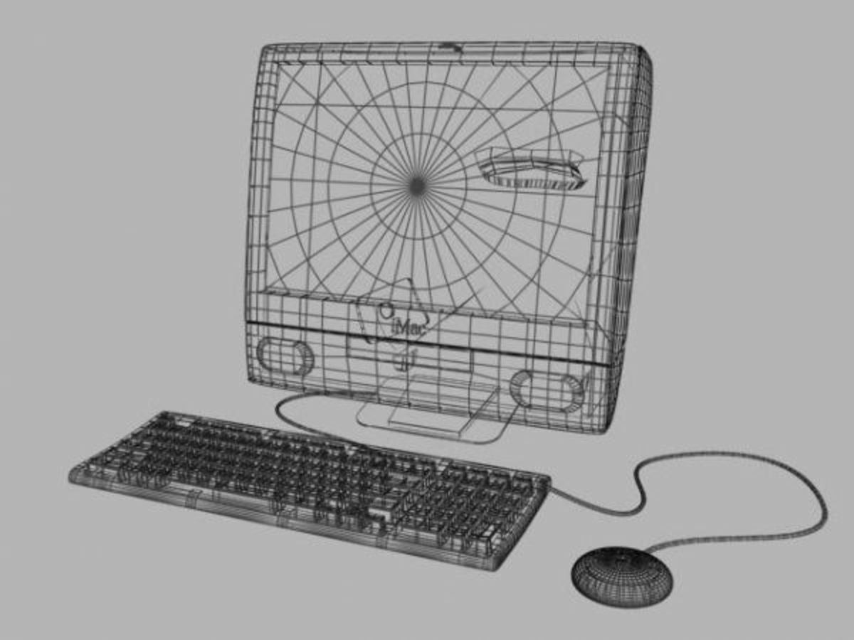 Apple iMac Conceptual