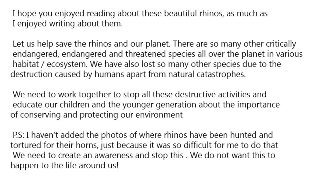 black-rhinoceros-a-critically-endangered-species