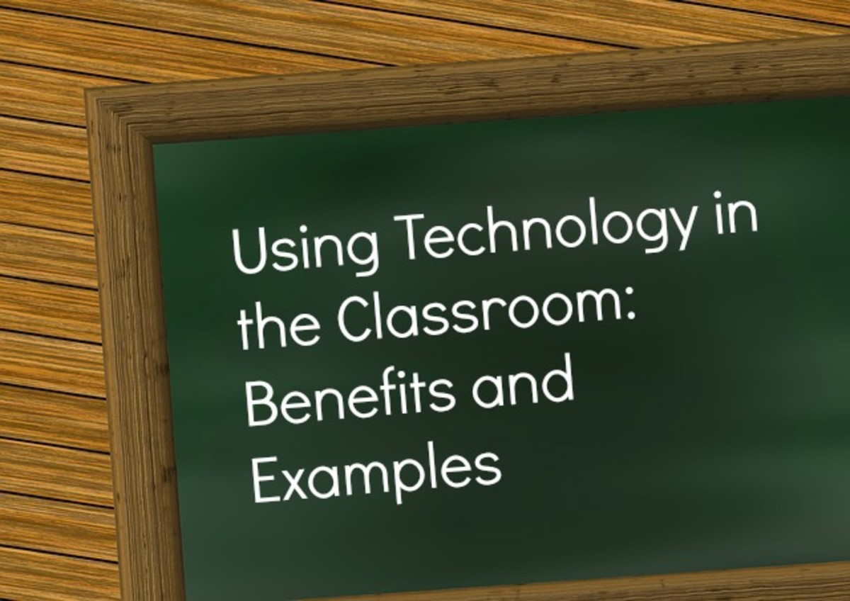 using technology in the classroom benefits and examples hubpages