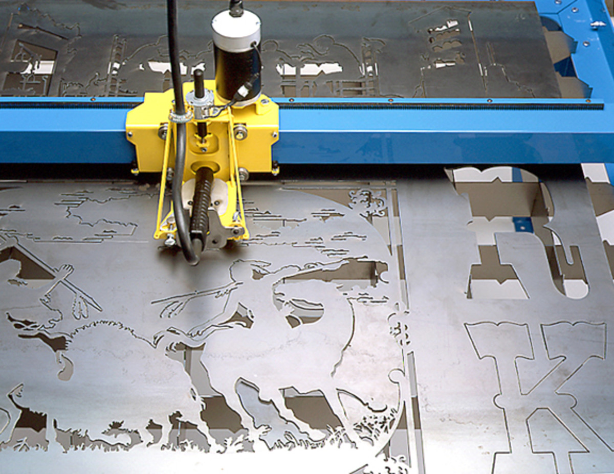 Cnc Plasma Tables Finding The One For You Hubpages