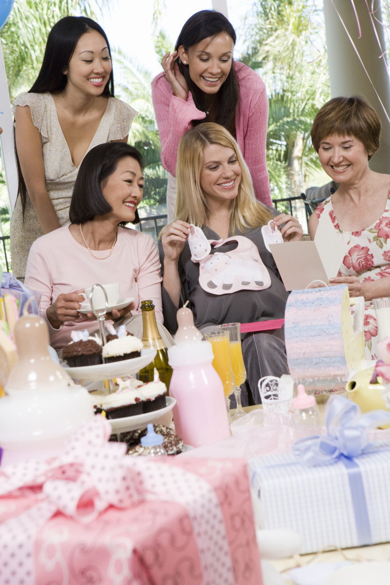 Easy Eco-Friendly Baby Shower Tips