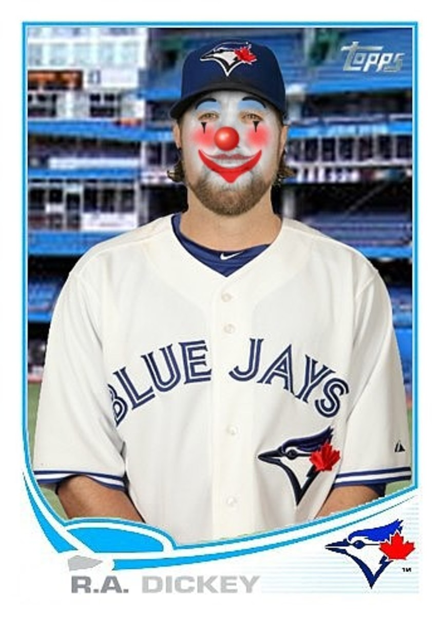 Toronto's clown:mime ratio rivals that of any major city in North America.